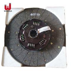 Sinotruk camiones HOWO piezas de repuesto 430 mm disco de embrague Wg9114160020