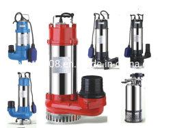 Cer-anerkanntes Roheisen-Edelstahl-Abwasser-versenkbare Wasser-Pumpe (WQ40-11-2.2)
