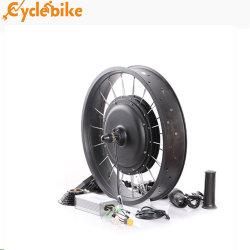 48 В 1500W Ступица заднего колеса двигателя комплект для преобразования электрического велосипеда велосипед с литиевой батареей