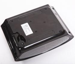Nettoyant de filtre HEPA Vente chaude couleur noir Gery Purificateur d'air