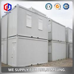 Billig und Abbau vorfabriziertes Isolierbaugruppen-Behälter-Gebäude-Haus
