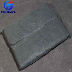 100 % PP gris universel industriel Coussin absorbant de contrôle en cas de déversement