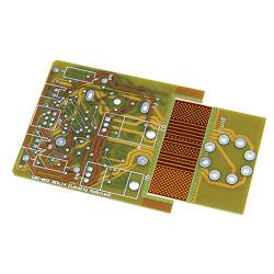 Carte de circuit imprimé souple d'alimentation rapide prototype carte souple et rigide