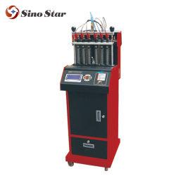 Affichage LCD de l'injecteur de carburant auto testeur électrique & Cleaner Ss-It06c de la machine