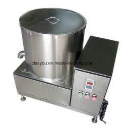 Patatas fritas Chips de vegetales la deshidratación de la máquina de lubricación