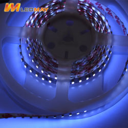 Flexible Streifen des ultraviolett-SMD3528 120LEDs DC12V UV395 LED