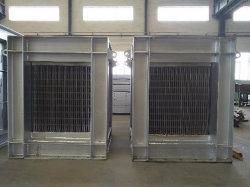 ヒータ用エア予熱器 / 全溶接熱交換器 / フィン付きチューブエアクーラー
