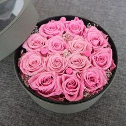 Tipo de grinaldas de flores decorativas longo tempo preservados de Rosas Flores preservadas