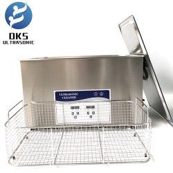 Transductor ultrasónico Digital de 30 litros de Corea Limpiador de los lavavajillas domésticos con cesta de acero inoxidable