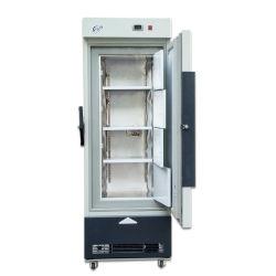 Prix bon marché -40 ~ -86 degré ultra basse température en position verticale de la poitrine de laboratoire médical congélateur grand Réfrigérateur Congélateur cryogénique