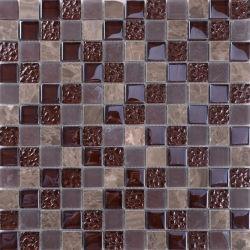 Франция смесь цветов в стиле деревенского стиля камня стеклянной мозаики пола плитки