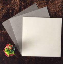 Новые модели серого цвета матовая поверхность плитки пола в деревенском стиле (600*600 мм)