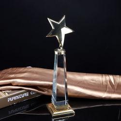 Новейшие сувенирный подарок K9 трофей Crystal