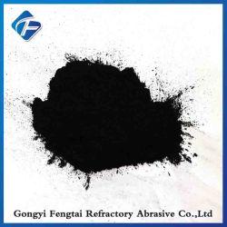 Alimentation d'usine de haute qualité du charbon activé en poudre utilisé dans l'industrie des boissons
