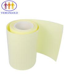 60g/70g/80g/90g/100g/110g/120g het witte/Gele PE Document van de Versie van de Deklaag voor Stickers