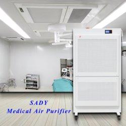 향상된 에너지 절약 개념, 유일한 에너지 절약 구조를 가진 Sady-Jpb 공기 순화 살균제는, 장비의 최대 정격 출력 52W만이다