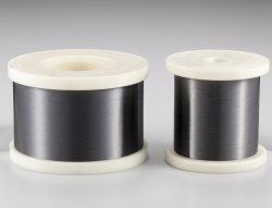 Pure Mícron fios de tungstênio Fio de tungstênio de filamento de tungsténio