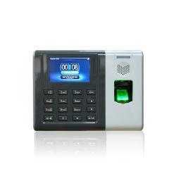 Fingerabdruck-Zeiterekorder mit USB und Farb-LCD (GT100)