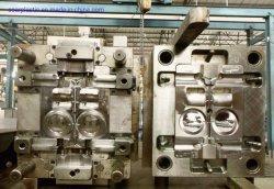 Löffel-hohe Genauigkeits-Qualitätsplastikspritzen-Aluminiumlegierung-druckgießenund formenform