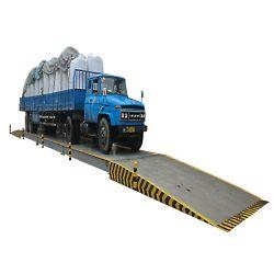 전자식 18m 80t 디지털 트럭 규모/웨이브리지 플랫폼 가격