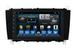 Dans le lecteur de DVD-Dash voiture Auto Radio pour le benz avec Android de navigation de classe C