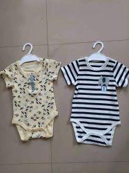 Bébé nouveau-nés Rompers 100% coton vêtements de bébé