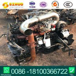 Utiliza el motor diesel Cummins Original utiliza los motores Cummins Diesel cilindros 4/6 4BT BT// 66CT/6L excelentes condiciones que se utiliza el motor Cummins