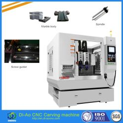 4 Jefes Auto Accesorios/Salpicadero/Panel de instrumentos/Panel de cambio de maquinaria de corte CNC de China