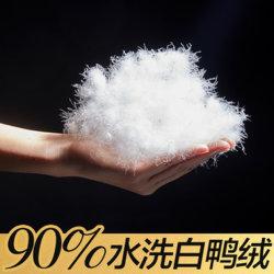 [ردس] الصين مصنع/صاحب مصنع 10/90 إلى أسفل/ريف 10% يغسل بطّ بيضاء إلى أسفل