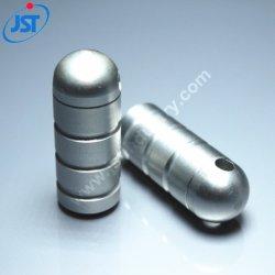 Douane CNC die het Draaien van de Precisie de Holle Staaf van het Aluminium van de Draad machinaal bewerken