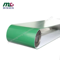 Nastro trasportatore industriale superiore del PVC di verde del fornitore della cinghia di Qualtiy