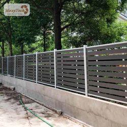 Vendita a caldo completo Trellis recinzione WPC Fence