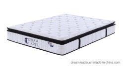 Hot Sale Accueil Mobilier Literie haut de la conception d'oreillers Pocket printemps matelas de mousse de mémoire