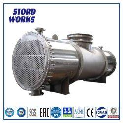 Permutador de calor de aço carbono recomendado para o revestimento de alta pressão e tubo