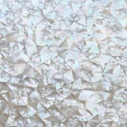 Shell Fliesen poliert Mutter von Pearal Shell Mosaik für Bad / Küche Wand, Schlafzimmer, zurück Splash