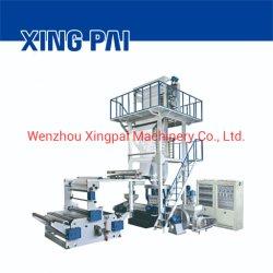 L'ABA 3 couches de polyéthylène biodégradable film en polyéthylène soufflé de la machine de l'extrudeuse