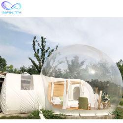 مص عمليّة بيع [غود قوليتي] قابل للنفخ فقاعات خيمة خارجيّ فقاعات فندق [كمب تنت] قابل للنفخ