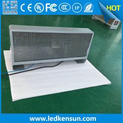 Высокое качество такси крышами верхней части рекламы светодиодные экраны дисплея панели управления