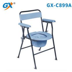 Leichtgewichtler, der älteren Potty Stuhl für Erwachsene faltet