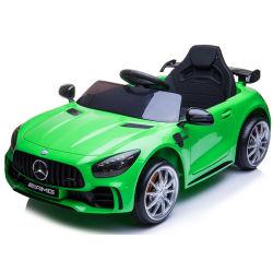 Los niños coche Benz Gtr Kids eléctricos coche paseo en coche de juguete Control remoto