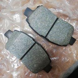 Fabricante China automático de alta calidad de pastillas de freno de Cerámica de piezas de automóviles Toyota D2217 Non-Asbestos