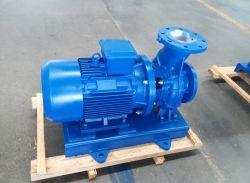 Horizontale close-koppeling centrifugaalpomp, roestvaststalen eentraps aanzuigpomp van gietijzer, waterpomp