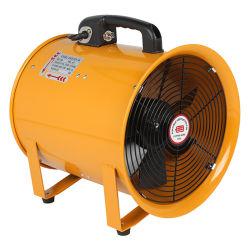 """L'impa : 591402-591408 Ventilateurs 8/10/12"""" 200mm/300mm400m de la poussière de l'air de ventilation Portable ventilateurs axiaux Portable du ventilateur de soufflerie d'échappement"""