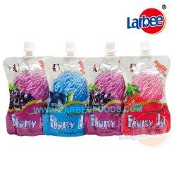 Delicioso 150g geleia Frutado Ice Dink Bolsa de alimentos Larbee Geleia de frutas