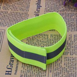 Hallo Kraft-reflektierende Armbindeelastischer Wristband für Großverkauf