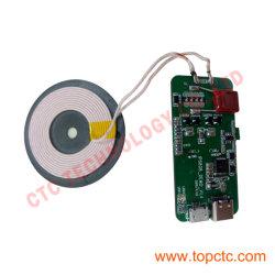 IP6808 10W Chargeur chargeur rapide de module sans fil émetteur IC PCBA