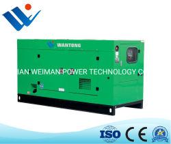 Fase única gerador diesel portáteis 15kVA 25kVA 45kVA preço gerador à prova de pequena potência Grupo Gerador eléctrico de gasóleo com canópia para venda
