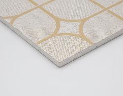 Novo Design à prova de cor de PVC Forro de gesso Tamanho da placa 60*60 Fabricado na China