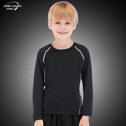 كودي لوندين مخصص للأطفال/الفتيات/الصبي/الأطفال/الأطفال/الأطفال/القمصان ذات الياقة القصيرة ذات الأكمام المُحبوكة للأطفال/الأطفال قميص بولو مصنوع من القطن مطبوع من علامة المجموعة التجارية