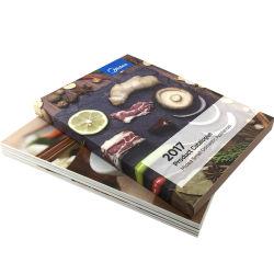 사용자 지정 디자인 인쇄 브론징 바인딩 소개 브로셔